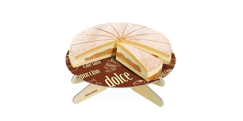 Подставка для торта Tescoma DELICIA, кофе