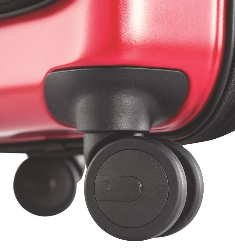 Чемодан малый Victorinox Spectra Dual-Access 2.0, красный, 37 л., 55х42x25 см. (31318103) | Wenger-Victorinox.Ru