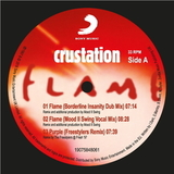 Crustation / Flame (12' Vinyl Single)