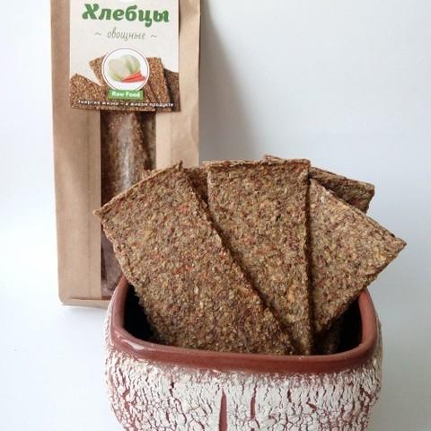 Хлебцы «Овощные», 100 гр