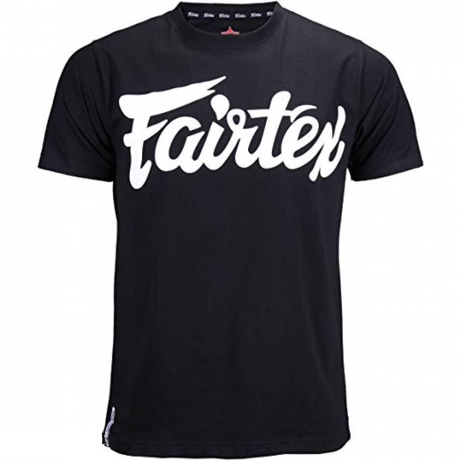 Футболки Футболка Fairtex Crown Tee T-shirt TS7 Black 1.jpg