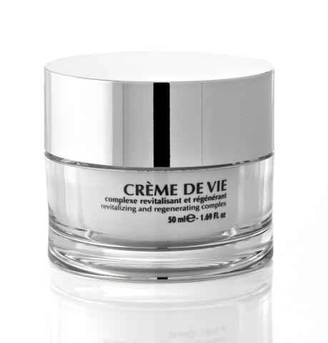 Антивозрастной мультивитаминный крем для сухой кожи CREME DE VIE