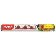 Фольга пищевая алюминиевая Paclan 13 мкм x 290 мм x 10 м