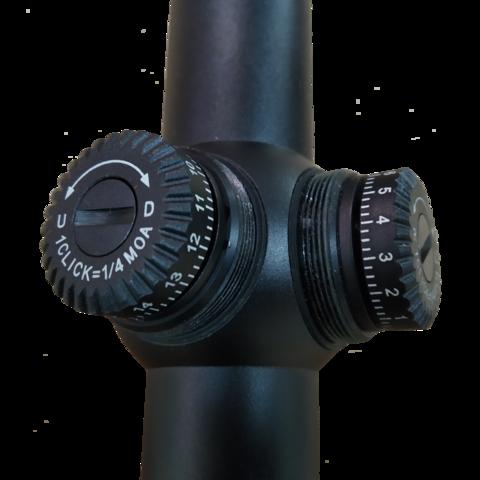 Прицел Vortex Crossfire II 4-12x50, 26 мм, сетка  Dead-Hold BDC, без подсветки