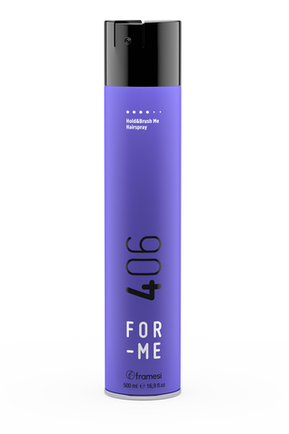 Лак для волос экстрасильной фиксации FOR-ME 607 HOLD ME EXTREMELY HAIRSPRAY