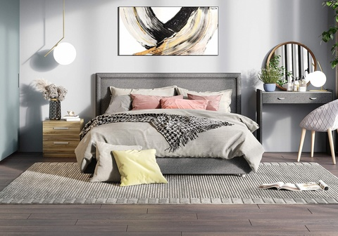 Кровать Сонум Bergamo (Бергамо) с основанием