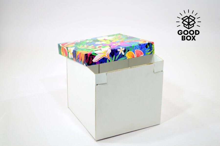 Коробка 200*200*200