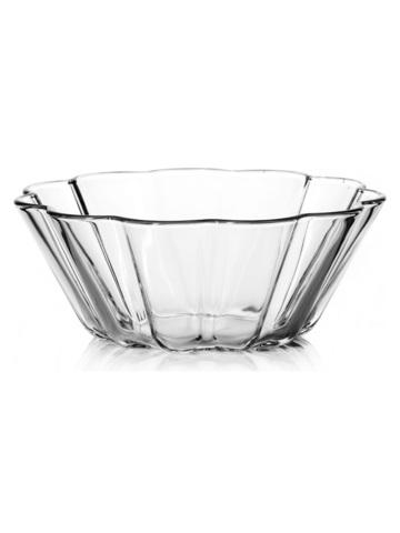 Салатник круглый 1,68 литра Borcam 59114 форма для выпечки кекса жаропрочная стеклянная 22х8,5 см