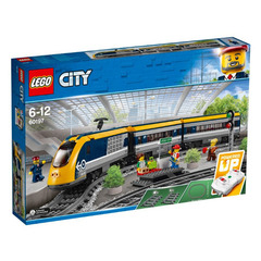 Lego konstruktor City  PASSENGER TRAIN 60197