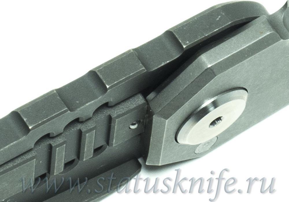 Нож Quartermaster ALF-6 Yoda Stonewash - фотография
