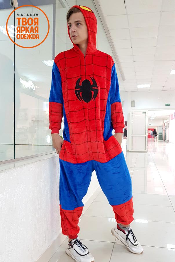 Пижамы кигуруми Spider Man spider_men.jpg
