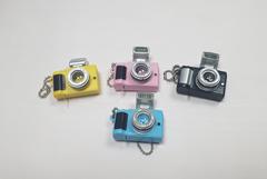 Фотоаппарат со вспышкой 4*4 см, миниатюра для игрушек и кукол, 1 шт.