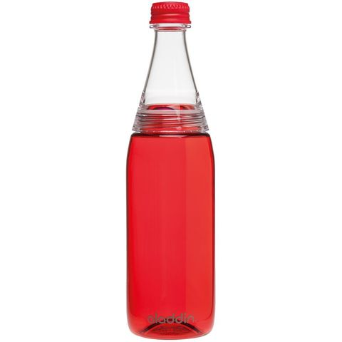 Бутылка Aladdin Fresco (0,7 литра), красная