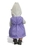 Жилет с платьем - На кукле. Одежда для кукол, пупсов и мягких игрушек.