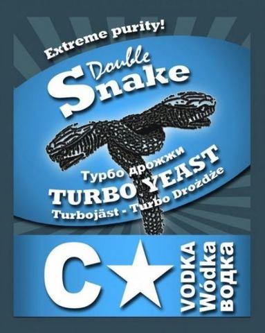 Турбо дрожжи Doble SNAKE C-Star turbo yeast