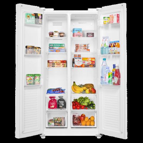 Холодильник Maunfeld MFF177NFWE