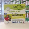 Экологичный стиральный порошок для белого и цветного детского белья MOLECOLA