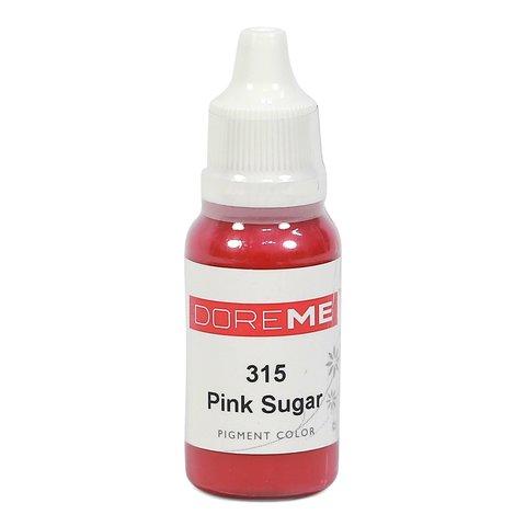 Пигменты #315 Pink Sugar DOREME 15ml