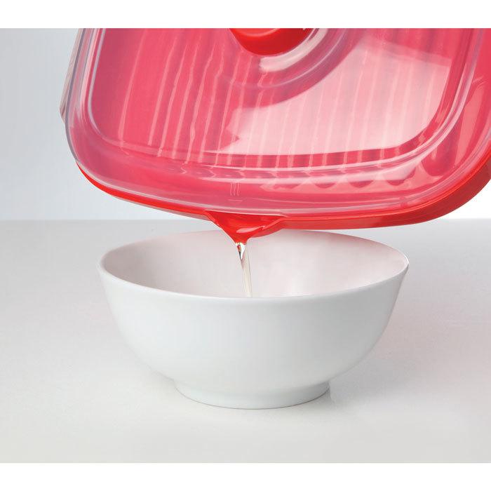 """Контейнер для приготовления бекона в СВЧ Sistema """"Microwave"""" 950 мл"""