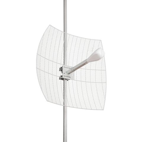 Kroks KNA21-1700/2700 MIG 21дБ MIMO Направленная параболическая 3G/WiFi/4G  антенна