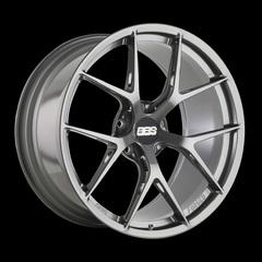 Диск колесный BBS FI-R 8.5x19 5x112 ET43 CB82.0 platinum silver