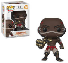 Funko - Pop Games: Overwatch S4 - Doomfist Brand New In Box