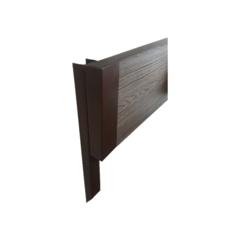 Уголок для доски Holzhof высотой 22,5 см