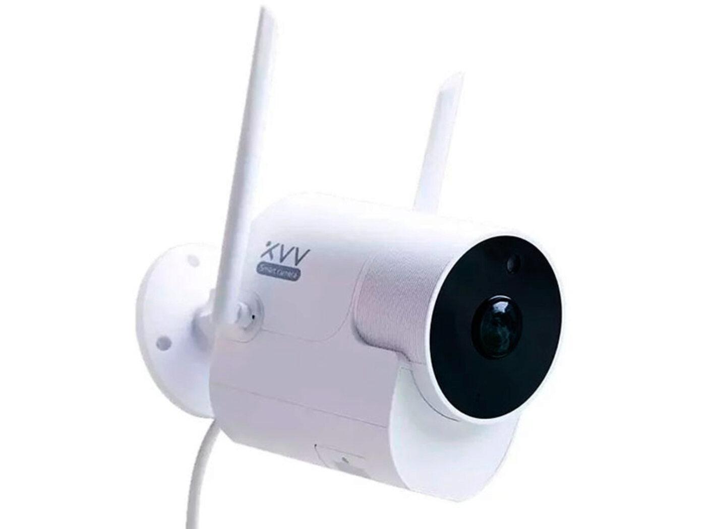 iP камеры, видеорегистраторы Уличная IP камера Xiaomi Xiaovv (XVV-1120S-B1) ip-kamera-xiaomi-xiaovv-xvv-1120s-b1.jpg