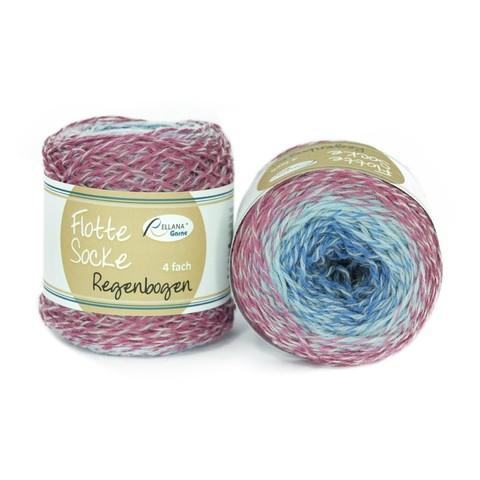 Flotte Socke Regenbogen 1392 пряжа для носков