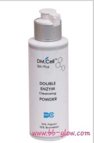 Двойная энзимная пудра DM.Cell Double Enzym Cleansing POWDER 60 гр. (срок годности 13.05.2021)