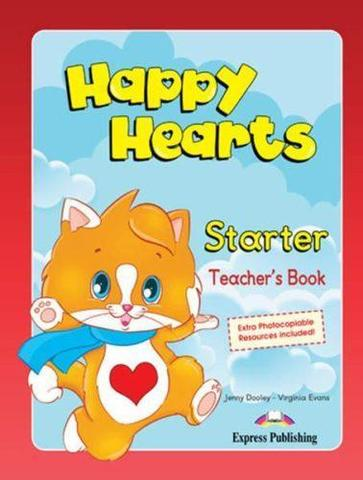 Happy Hearts Starter. Teacher's Book. Книга для учителя