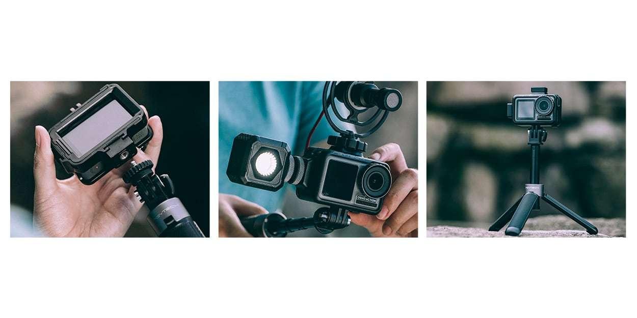 Клетка PGYTECH OSMO Action Camera Cage P-11B-010
