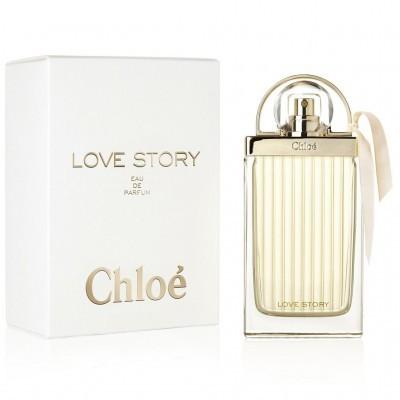 Chloe: Love Story женская парфюмерная вода edp, 30мл/50мл/75мл