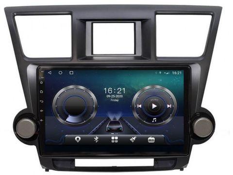 Магнитола для Toyota Highlander (08-13) Android 10 6/128GB IPS DSP 4G модель CB 2011TS10