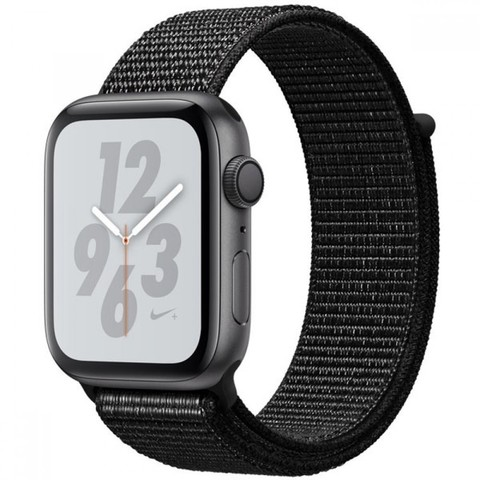 Watch S4 Nike+ Cellular 40mm Space Grey Al/Bl Nike Sport Loop