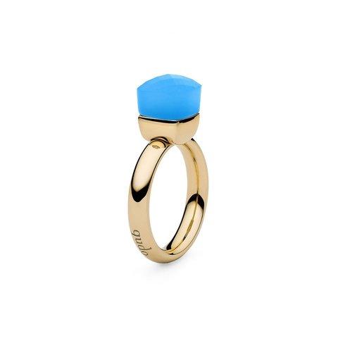 Кольцо Firenze blue opal 17.2 мм 610543/17.2 BL/G
