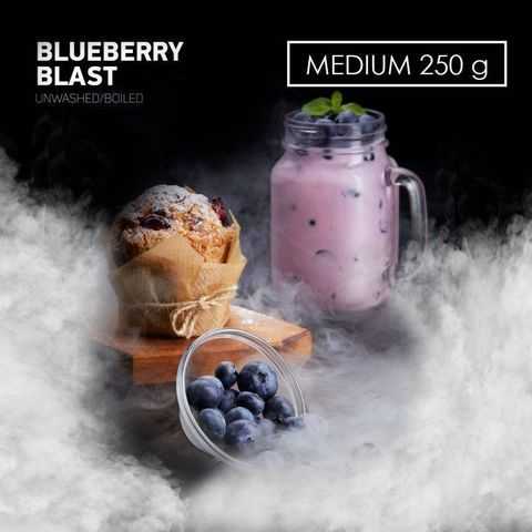Табак Dark Side 250 г CORE BLUEBERRYBLAST