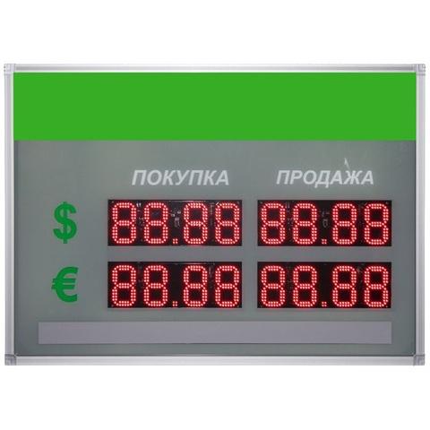 Табло курсов валют TEN1-90