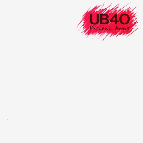 UB40 / Present Arms (Deluxe Edition)(2LP)