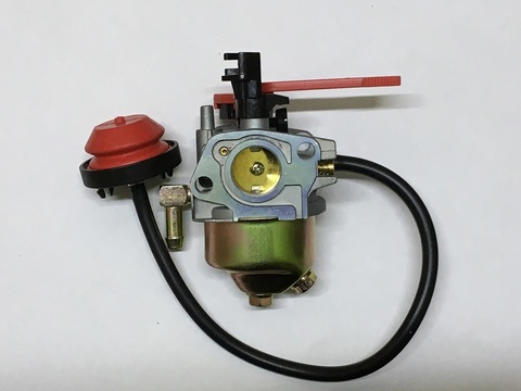 Карбюратор для двигателя снегоуборщика с подкачкой ( 5-7 л/с )