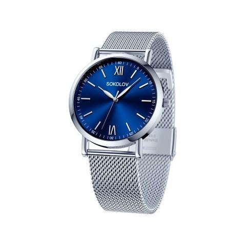 309.71.00.000.02.01.2 - Женские стальные часы от SOKOLOV