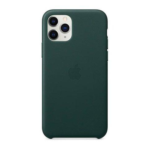 Чехол для iPhone 11 Pro - Кожаный (Leather Case)