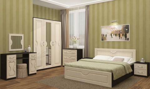 Модульная спальня Зиля МДФ