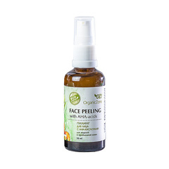 Пилинг для жирной кожи с AHA-кислотами | 50 мл | Organic Zone