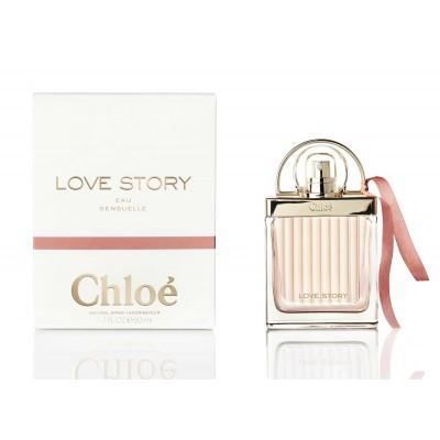 Chloe: Love Story Eau Sensuelle женская парфюмерная вода edp, 30мл/50мл