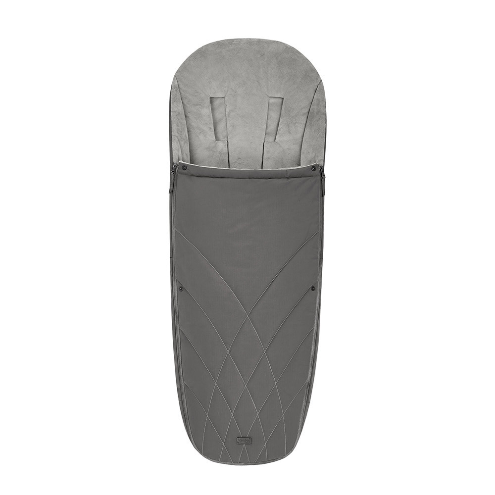 Теплые конверты для коляски Cybex Теплый конверт в коляску Cybex Priam Footmuff Soho Grey 10342_1_89-Platinum-Footmuff-Design-Soho-Grey.jpg
