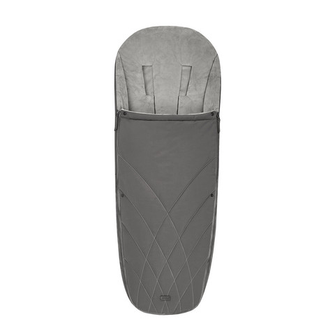 Теплый конверт в коляску Cybex Priam Footmuff Soho Grey