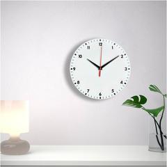 Настенные часы Ideal 942 белые