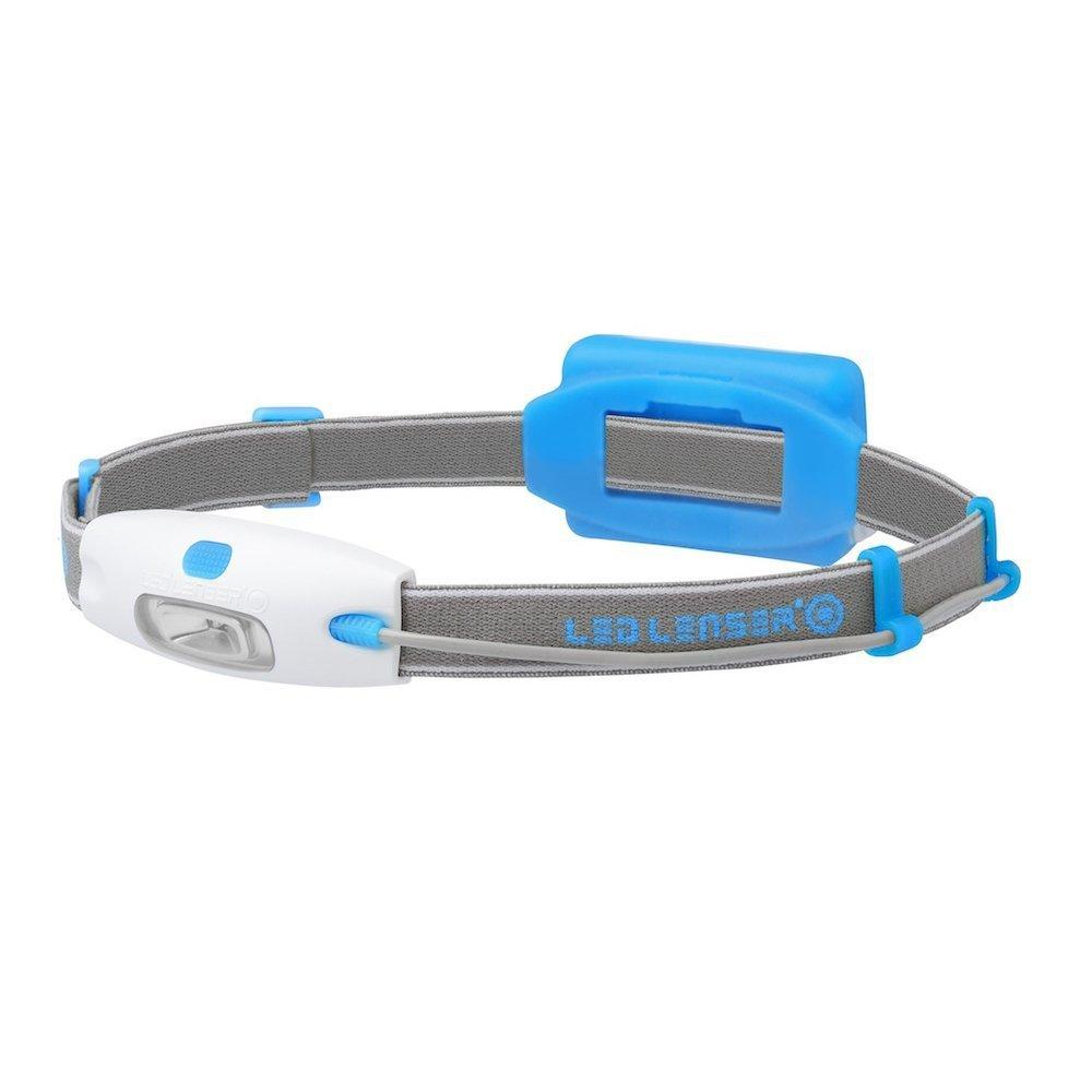 Фонарь светодиодный налобный LED LENSER NEO (Синий) 6110