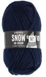 Пряжа Drops Snow Eskimo 57 темно-синий